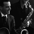 William Smulders en saxofonist